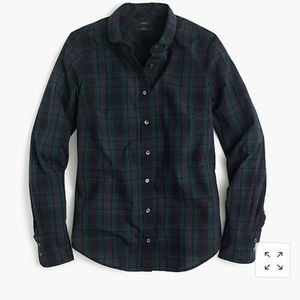 J Crew club collar perfect shirt